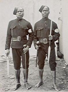 South Africa - Zulu Police