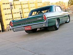 Pontiac Grand Prix 1962, pro street