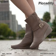 http://www.piccadilly.com.br/BR/home #moda #fashion #sapatos #shoes #boots #bota #montaria #look