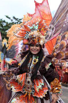 Belitong Beach Festival 2013 # Jember Fashion Carnaval 3