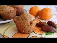 Muy Locos Por La Cocina: Muffins de Naranja, Dátiles y Nueces