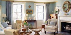 Blue Heaven | New England Home Magazine