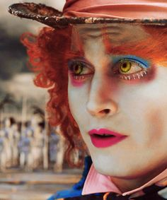 Alice no País das Maravilhas mood board 21