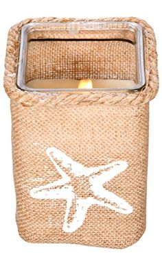 Home Essentials  Beyond 74173 Perpignan Starfish Candle  6 in >>> Be sure to check out this awesome product. (Note:Amazon affiliate link)