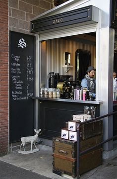 Sterling Coffee Roasters | Portland #cupamonth www.cupamonth.com