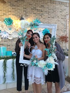 Fiesta Bridal Shower Ideas Pictures Ideas For 2019 Bridal Shower Props, Bridal Shower Pictures, Shower Pics, Bridal Shower Decorations, Wedding Decorations, Baby Shower, Shower Ideas, Tiffany Blue Party, Tiffany Blue Weddings