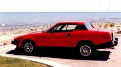 1976 TR7 - Victoria British LTD.