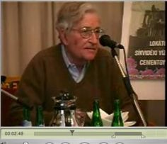 Why Noam Chomsky Is Such an Effective Thorn in the Side of the Corporate State | Alternet