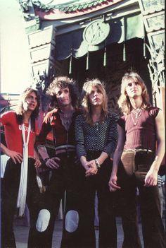Quiet Riot with Randy Rhoads...........