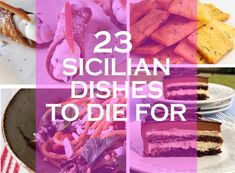 23 Sicilian Dishes To Die For
