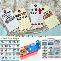 Travel kit 4 kids