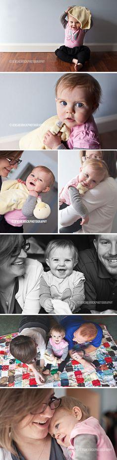 indoor lifestyle photo session - Indianapolis baby photography - Jen Sherrick Photography