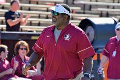 FSU s Odell Haggins to serve as Interim Head Coach for Louisiana-Monroe  game Florida State bf4a41682