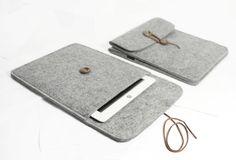 iPad Mini Case, iPad Mini Sleeve, iPad Mini Bag Custom Made for iPad Mini. $19,00, via Etsy.
