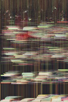 Glitch Art, Post-Photography, and Illustrations by Sabato Visconti - Images Adrift Multimedia Artist, Glitch Art, Process Art, New Media, Medium Art, Cinematography, Photography, Image, Internet