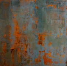 """marceau-verdiere-artist: """"From the series Traces of Silence Oil on wood 36x36″ each """""""