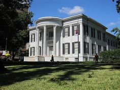 Governor's Mansion of Mississippi