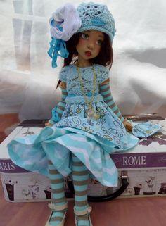 Звездочки Кайе Виггс - куклы, авторские куклы, Кайе Виггс