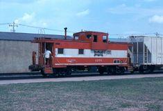 Frisco caboose #1275