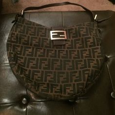 33cd68f7fd Tommy Bahama Bags. See more. Vintage FENDI shoulder hobo💋 Gently used  VINTAGE FENDI shoulder hobo!  125 or BEST OFFER