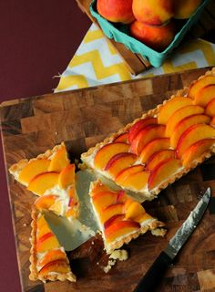 Nutty, fluffy tart crust topped with no-bake cheesecake and juicy summer peaches with sweet amaretto and honey glaze. Drooling yet?