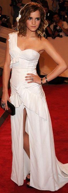 Emma Watson- simply stunning.