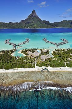 Bora Bora (Polinesia) - InterContinental Bora Bora Resort & Spa http://on.fb.me/10vDOdS