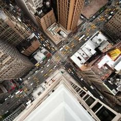 NYC from above..