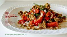 The greatest summer lunch! #vegetarian #vegan #dairyfree