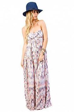 Ella Moss Strapless Dress