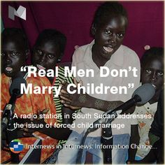 """Real Men Don't Marry Children"""