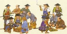 """Résultat de recherche d'images pour """"japanese ashigaru"""""""