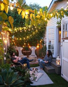 Beautiful Small Space Ideas For Gardens 29 - TOPARCHITECTURE