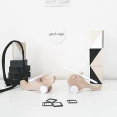 Wooden Toys by Pinch Toys
