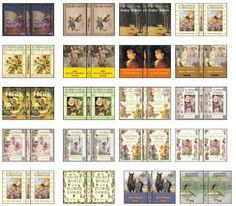 Books Mini Printables - Sherree - Picasa Web Albums