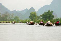 Perfume pagoda complex, Chua Huong Vietnam