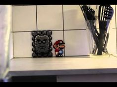 Super Mario Stop Motion, this is just AMAZING!!!
