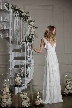 We've scouted out some of our favourite fashion-forward boho brands to bring you 20 incredible bridal dresses, all for under a £700! Budget-friendly beautiful!