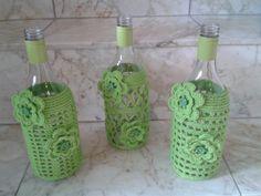 Wijn flessen omhaken
