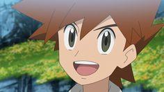 Gary Oak, Green Pokemon, Trainers, Nintendo, Anime, Design, Tennis, Cartoon Movies