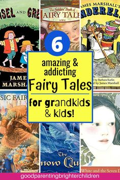 Here are 8 absolutely addicting fairy tale activities for grandkids & kids of all ages. Art, books, games, kitchen activities, nature and more—building a love of fairy tales one activity at a time! Each fairy tale activity complements a favorite fairy tale. #fairytales #fairytaleactivities #grandparents #grandchildren #grandparentsactivities #fairytalesforkids #childrensbooks #fairytalestories Student Reading, Kids Reading, Fun Learning, Teaching Kids, Grandchildren, Grandkids, Children's Books, Good Books, Fairy Tale Activities
