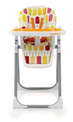 Noodle Highchair Popsicle Cosatto