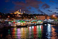 Istanbul, fish kebap by César Asensio Marco, via 500px