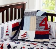 Nautical Nursery Bedding