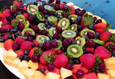 40 delicious vegetarian dishes and salads Fresh Fruit Salad, Fruit Salad Recipes, Smoothie Recipes, Fruit Salads, Food Salad, Good Food, Yummy Food, Delicious Fruit, Summer Fruit