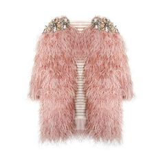 Online Fashion Shop Shop women fashion accessories and clothes Vogue, Ethnic Print, Faux Fur Jacket, Pantone Color, Outerwear Jackets, Polyvore, Personal Style, Fashion Outfits, How To Wear