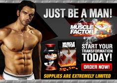 Muscle Factor X: The Countless Advantages. Check it out http://factorxblog.com/