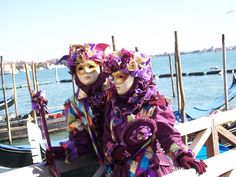 Venice - Arlechins couple