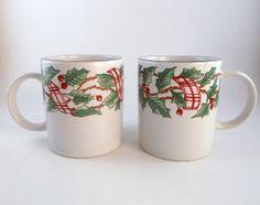 Vintage Ceramic Mugs