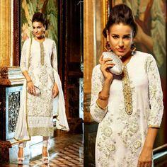 For booking Whatsapp on 9898901062  Price 2700Rs. Only Semi stitched  #designersuits #uk  #london #love #womenwear #salwarkameez #ethnicwear #sari #indian #desifashion #fashion #fashionista #salwar #couture #bride #bridalwear #repost #celebrities #beauty #gown #bollywood #dressyourface #fresh #salwarsuit #anarkali #mumbai #design #ethnic #saree #ethnicyug